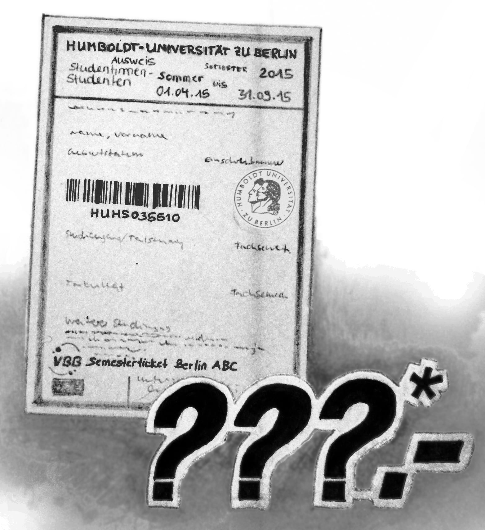 Hu Berlin Semesterticket