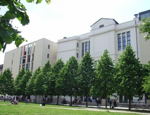 Gebäude der HU: Dorotheenstraße 24