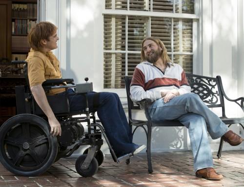 BERLINALE-KRITIK: Don't worry, he won't get far on foot – eine emotionale Rollstuhlfahrt