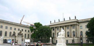 Humboldt-Universität zu Berlin, Hauptgebäude.