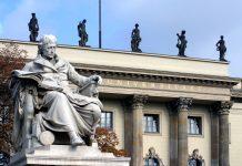 Hauptgebäude der Humboldt-Universität zu Berlin. Foto: Heike Zappe