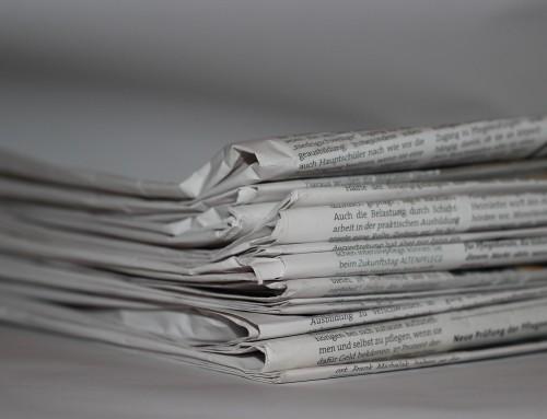 Linker Journalismus unter Druck