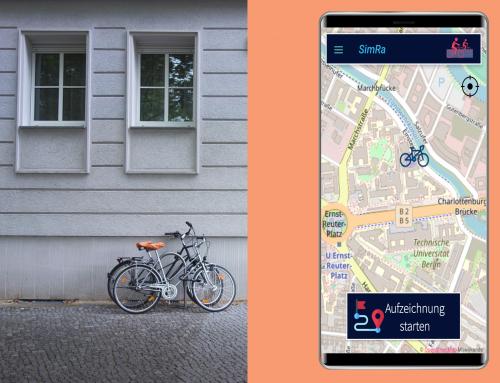 App will Radfahren in Berlin sicherer machen