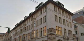 Institut für Sozialwissenschaften der HU Berlin. Foto: Cosima Kopp