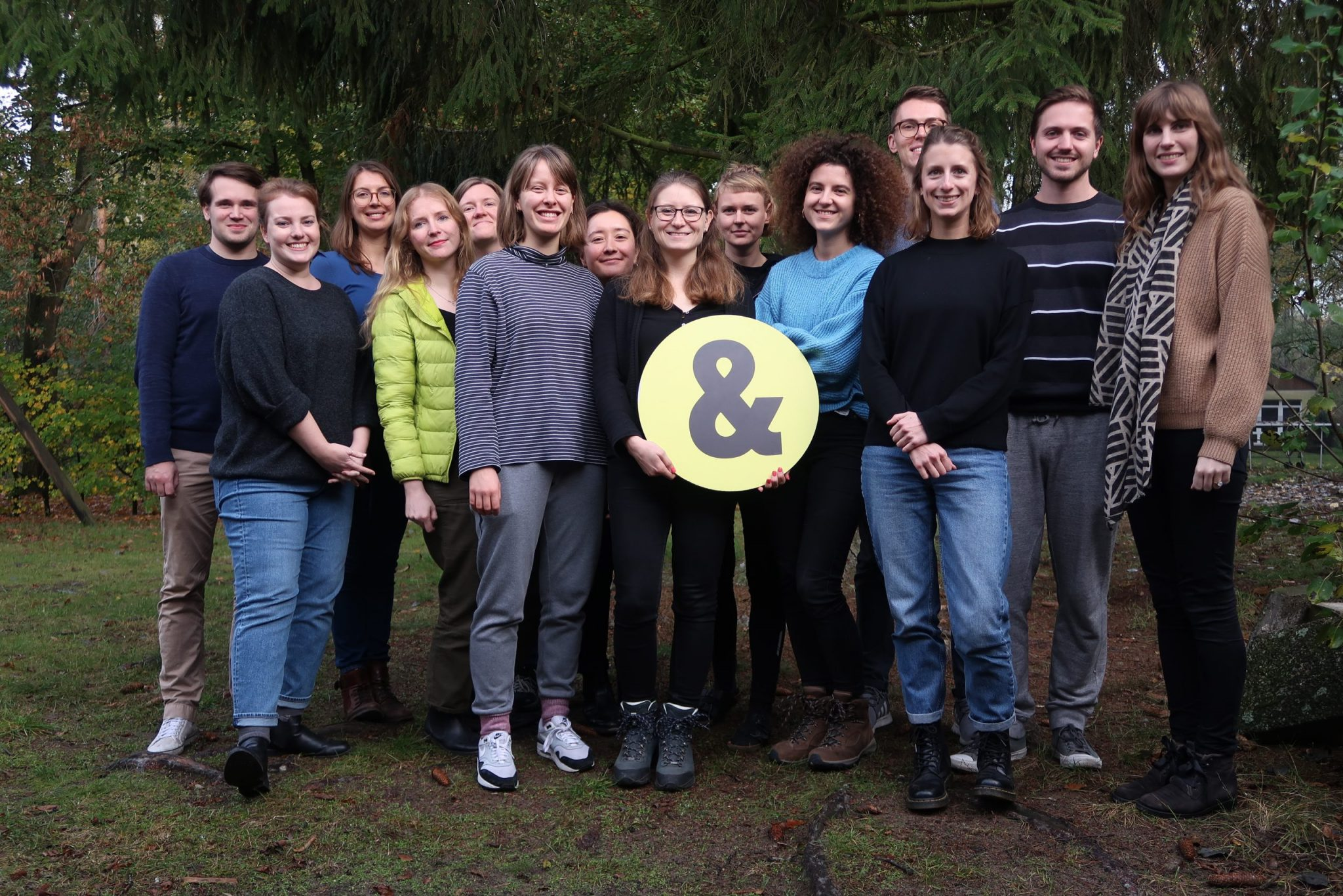 Das Team des Schülerpaten Berlin e.V. 2019. Foto: Schülerpaten Berlin e.V.