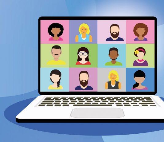 Im digitalen Sommersemester 2020 spielt sich der Großteil der Lehrveranstaltungen über Videokonferenzen ab (Symbolbild). Foto: Alexandra_Koch/Pixabay