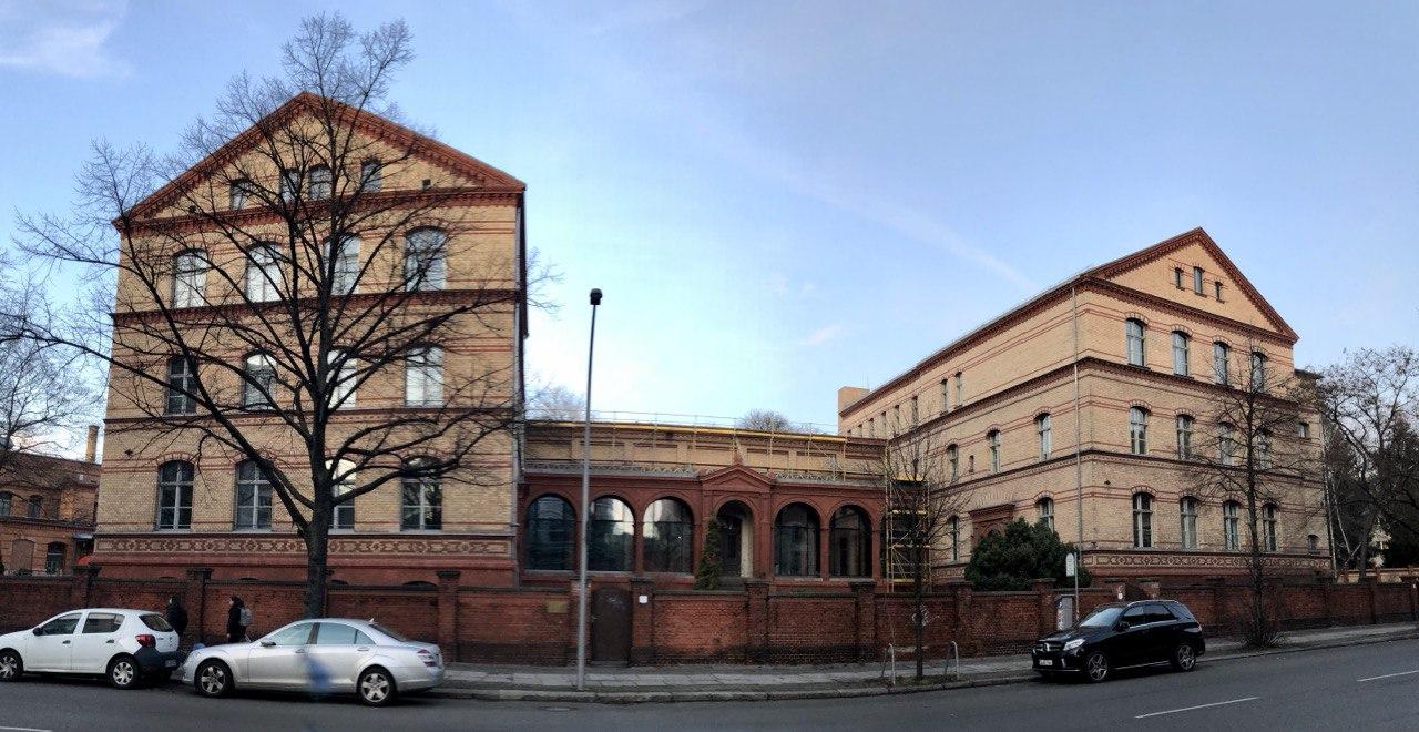 Theologie Hu Berlin