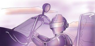 Werden mit künstlicher Intelligenz programmierte Killer-Roboter bald flächendeckend eingesetzt? Illustration: Julia Rhein