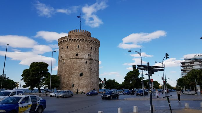 Thessaloniki Header
